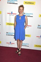 Anika Larsen – Concert for America: Stand Up, Sing Out, New York 4/18/2017
