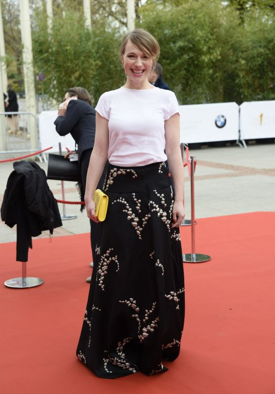 Anna Brüggemann at Lola – German Film Award 2017 in Berlin