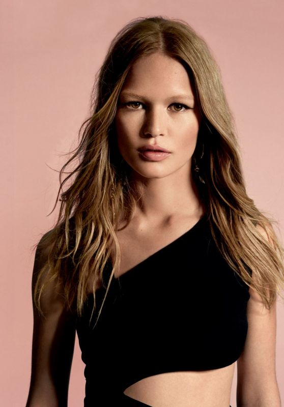 Anna Ewers - Photoshoot for Grazia Germany April 2017