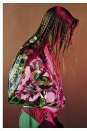 Anna Ewers - Vogue Magazine Italy April 2017