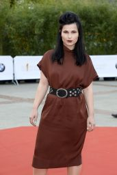 Anna Fischer at Lola – German Film Award in Berlin 04/28/2017