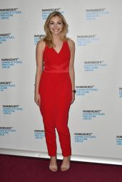 Anna Johnson at Parkinson's UK Presents Symfunny No. 2 in London 4/19/2017