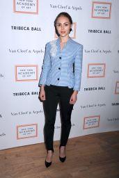 AnnaSophia Robb – New York Academy of Art: Tribeca Ball 4/3/2017
