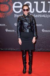Anne Berest – Beaune International Thriller Film Festival in France 3/31/2017