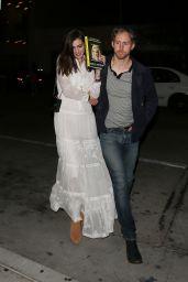 Anne Hathaway and Adam Shulman - Craig