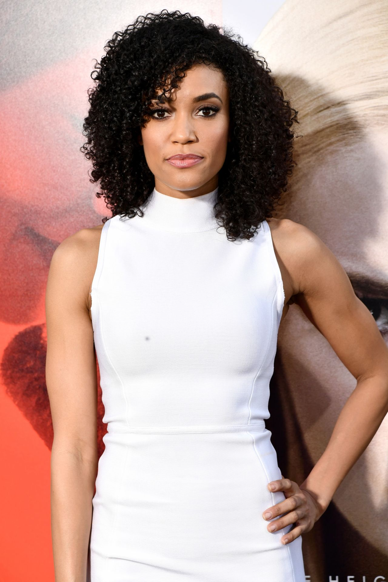 Annie Ilonzeh Unforgettable Premiere In La 4 18 2017