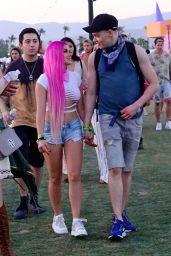 Ariel Winter at Coachella in Indio 4/14/2017