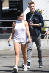 Ariel Winter Leggy in Shorts - Sherman Oaks 4/4/2017