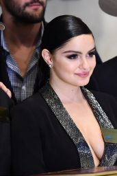 Ariel Winter Looks Stylish - Ringing the Bell at NYSE 04/24/2017