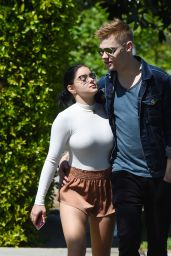 Ariel Winter - Shopping in Beverly Hills 4/8/2017