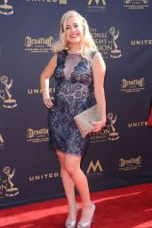 Ashlee Macropoulos on Red Carpet – Daytime Creative Arts Emmy Awards 2017 in Pasadena