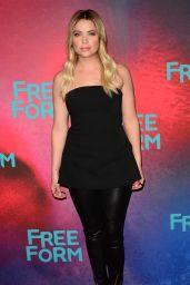 Ashley Benson - 2017 Freeform Upfront in New York 4/19/2017