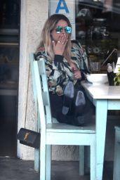 Ashley Benson at Artisan Cheese in Studio City 04/25/2017