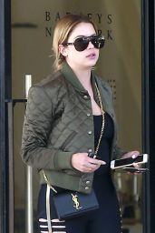 Ashley Benson - Out Shopping in Beverly Hills 04/28/2017