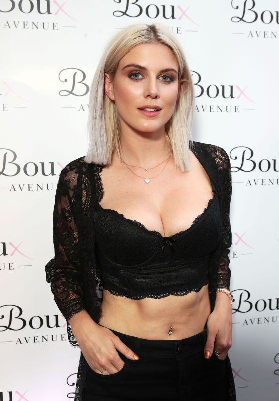 Ashley James - Boux Avenue Spring Summer 2017 Launch in London, UK 04/26/2017