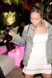 Ashley Madekwe at Moschino Candy Crush Desert Party – Coachella 4/15/2017