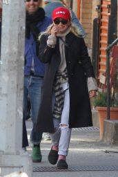 Ashley Olsen - Out in NY 4/9/2017