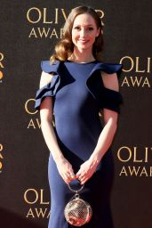 Ashley Shaw at Olivier Awards in London 4/9/2017