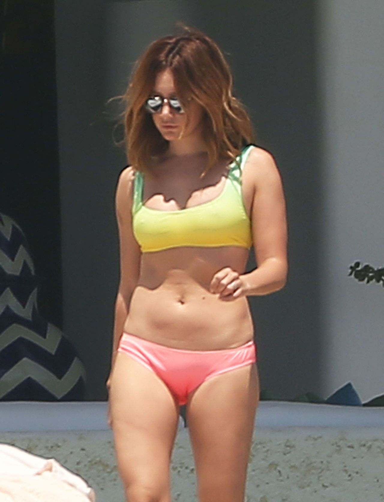 Ashley Tisdale Bikini Bodies