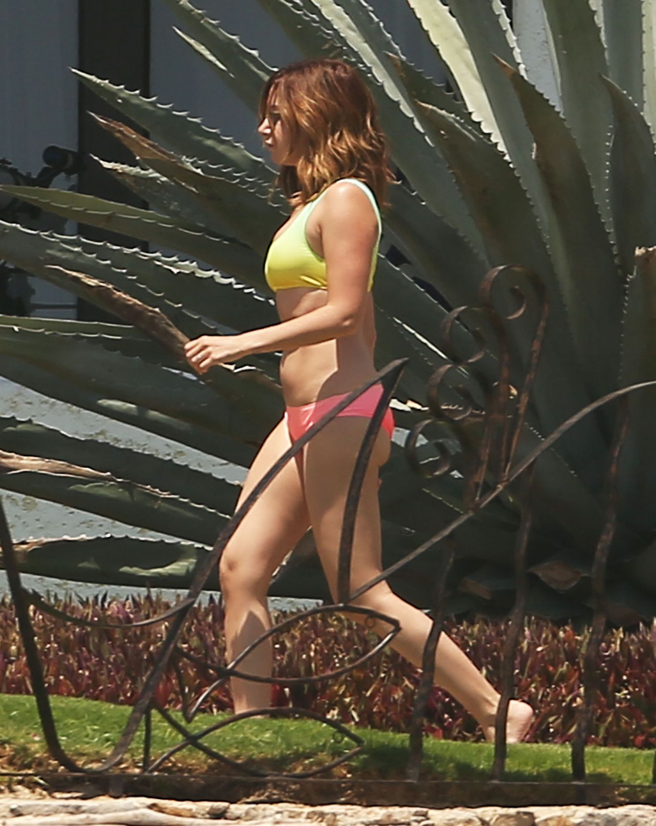 Ashley Tisdale Bikini Body 8