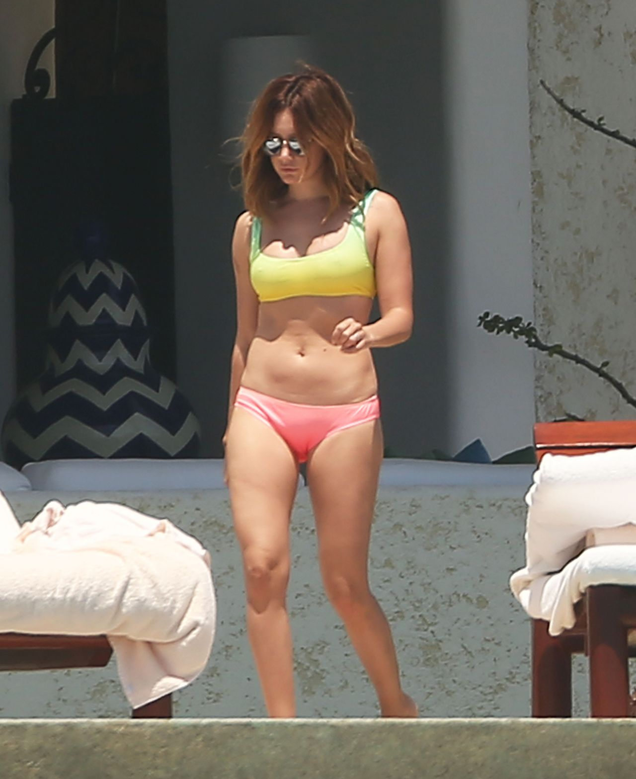 Ashley tisdale hot bikini