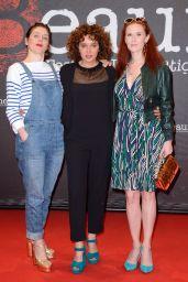 Audrey Fleurot - Beaune International Thriller Film Festival 3/31/2017