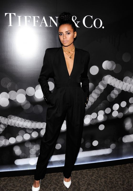 Ava Dash – Tiffany and Co. HardWear Event in Los Angeles 04/26/2017