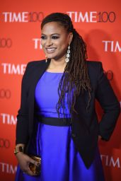 Ava DuVernay – Time 100 Gala at Jazz at Lincoln Center in NYC 04/25/2017