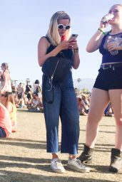Ava Phillippe at Coachella in Indio, CA 4/16/2017
