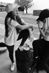Ava Sambora Social Media Pic 4/5/2017