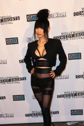 Bai Ling at Hollywood Comedy Shorts Film Festival in LA 4/15/2017