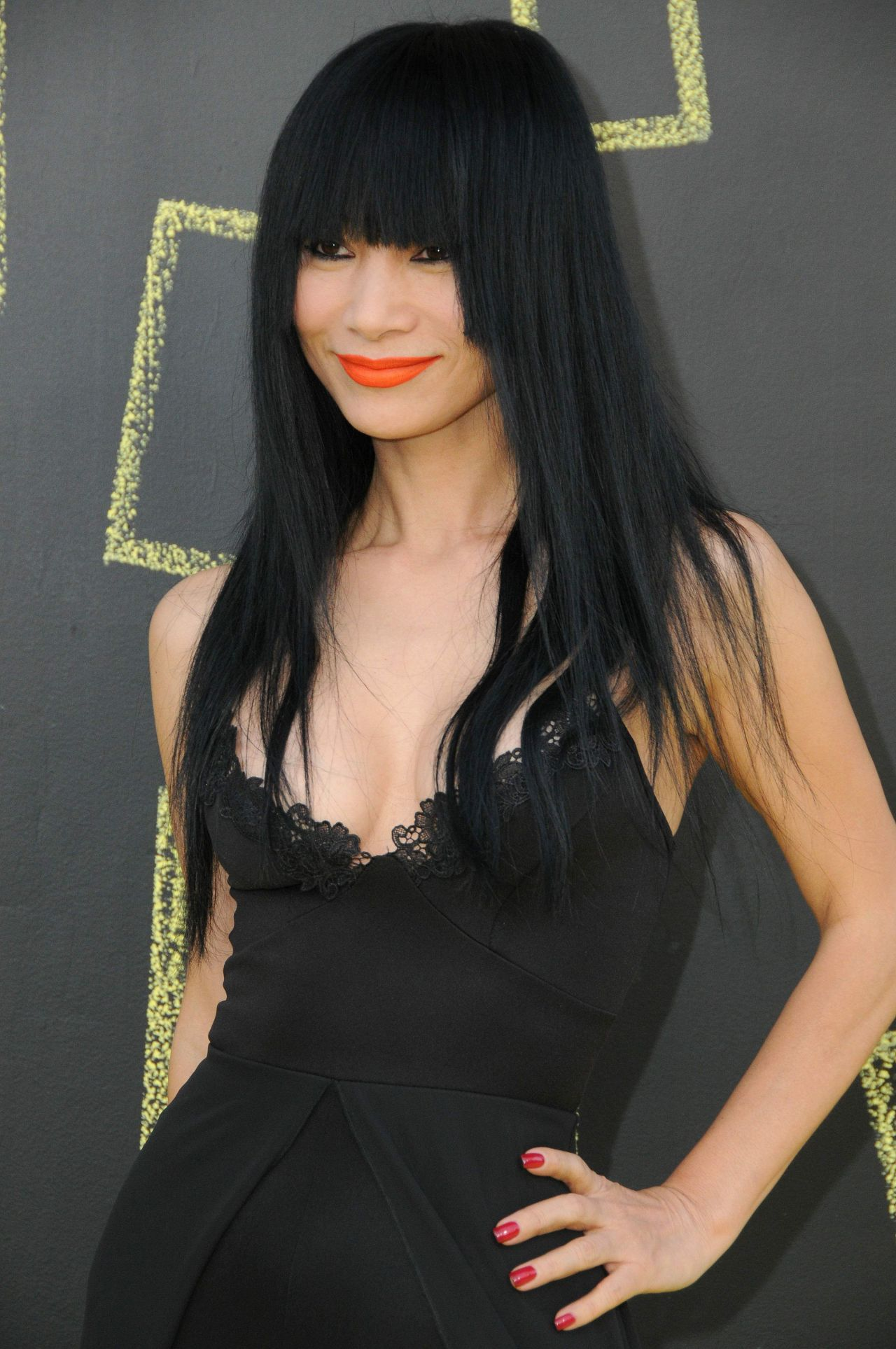 Bai Ling - National Geographic's Genius Premiere in Los ...
