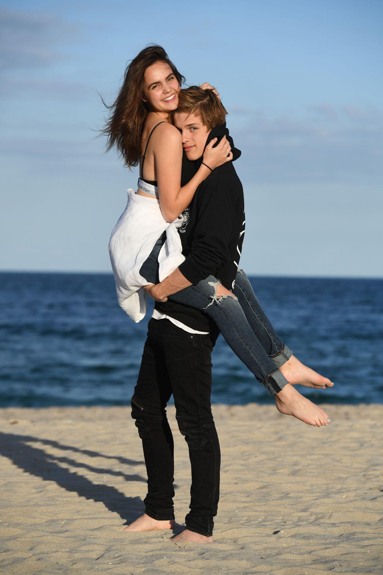 Bailee Madison Photoshoot With Her Boyfriend Alex Lange