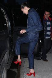 Bella Hadid Looks Stylish - New York City 4/4/2017