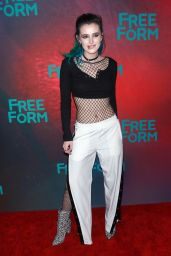 Bella Thorne at Freeform Upfront in New York 4/19/2017