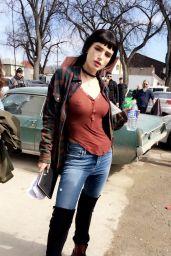 Bella Thorne Social Media Pics 4/5/2017
