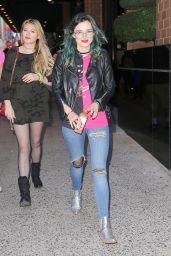 Bella Thorne Street Style - NYC 4/17/2017