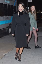 Bethenny Frankel - Arrives to the Watch What Happens Live in NY 4/5/2017