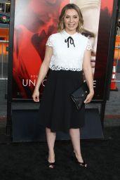 """Beverley Mitchell – """"Unforgettable"""" Premiere in LA 4/18/2017"""