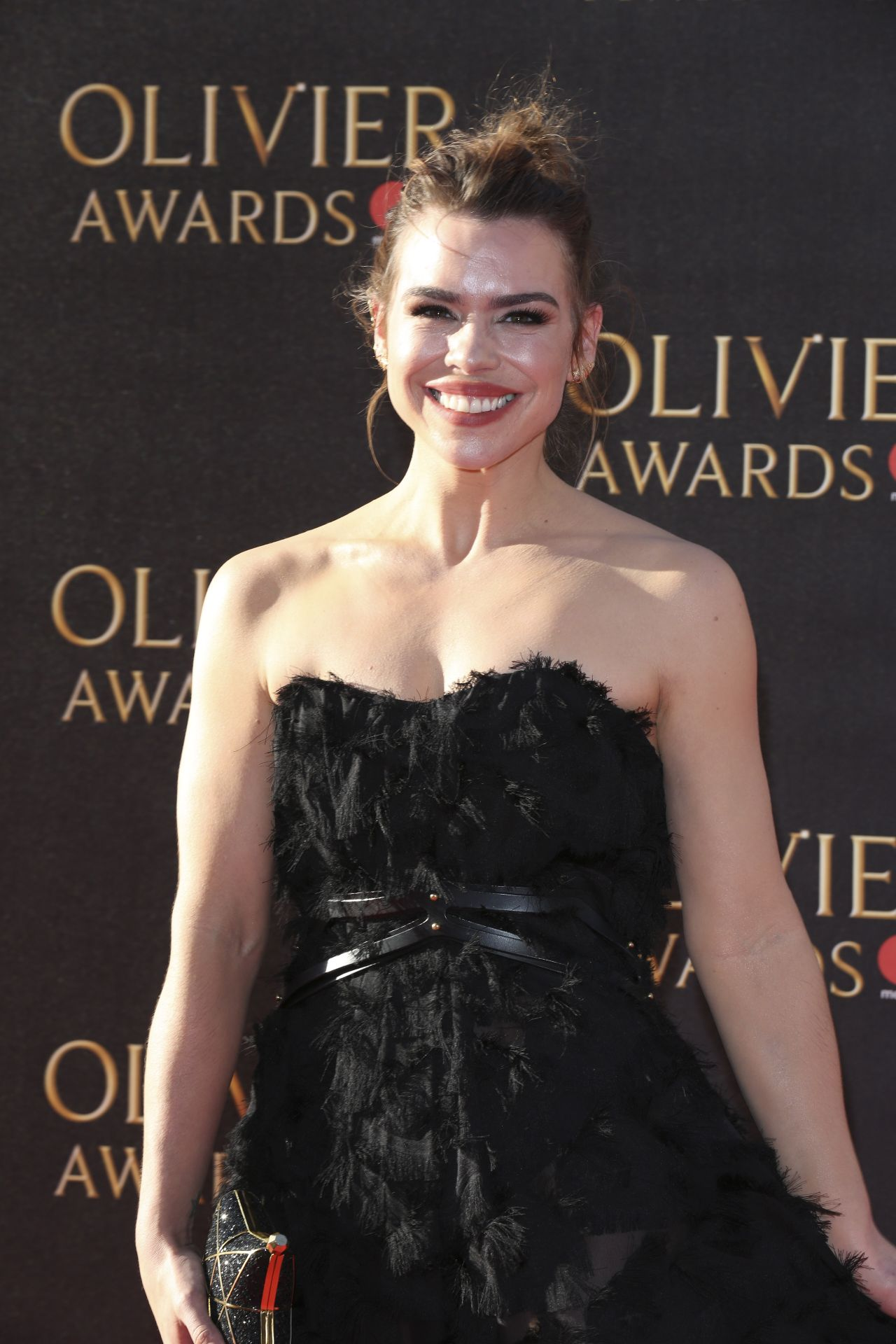 Billie Piper Olivier Awards 2017 In London