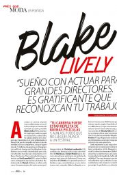 Blake Lively - Stilo Magazine May 2017 Issue