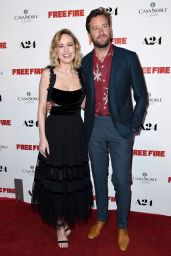 "Brie Larson - ""Free Fire"" Movie Premiere in Los Angeles 4/13/2017"