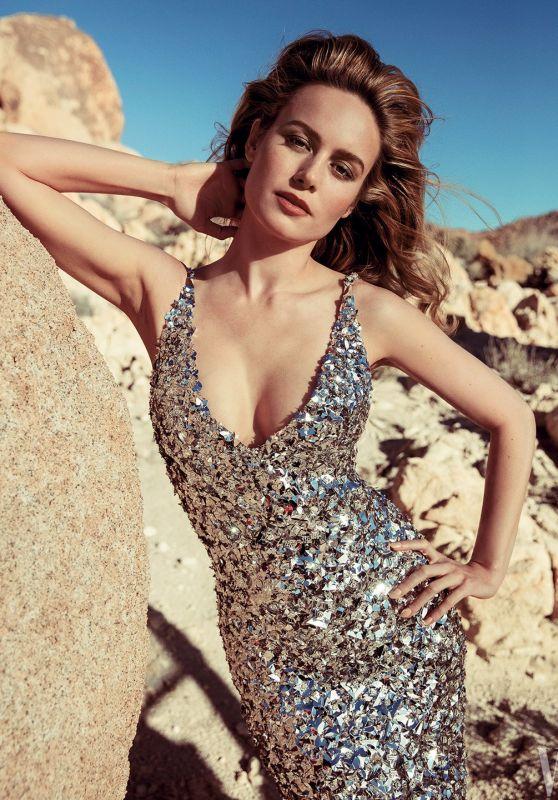 Brie Larson - Vanity Fair Magazine May 2017