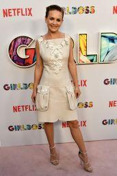 "Britt Robertson - ""Girlboss"" Premiere in Hollywood 4/17/2017"