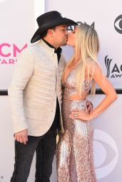 Brittany Kerr at ACM Awards 2017 in Las Vegas
