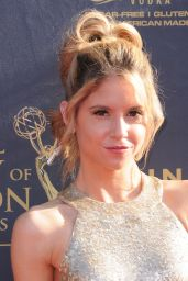 Brittany Underwood – Daytime Creative Arts Emmy Awards 2017 in Pasadena