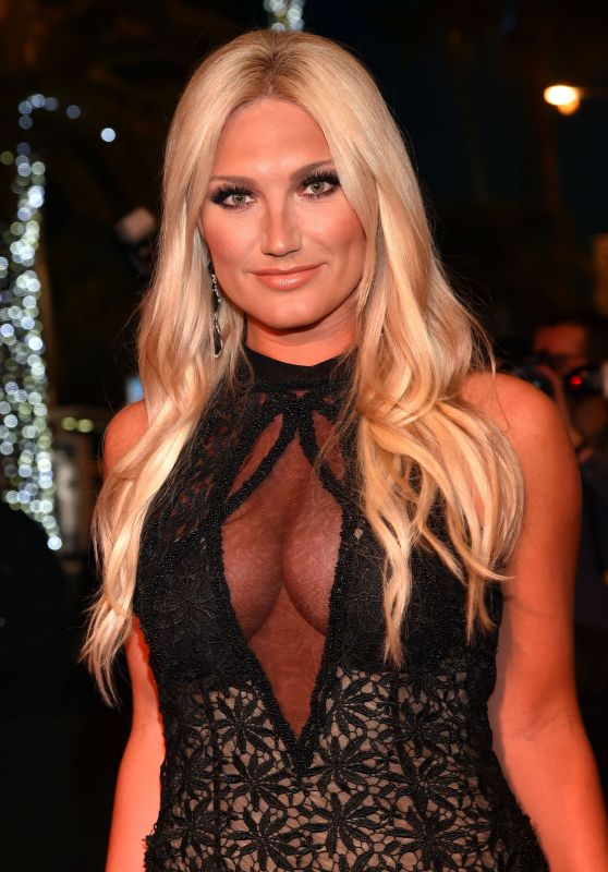 Brooke Hogan - MIPTV 2017 in Cannes, France 4/3/2017