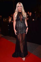 Brooke Hogan - MIPTV 2017 in Cannes, France 4/3/2017