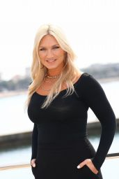 Brooke Hogan - The Fashion Hero Photocall at MIPTV in Cannes 4/3/2017