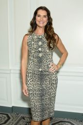 Brooke Shields – The Fragrance Foundation Awards Finalist's Luncheon in NY 4/7/2017